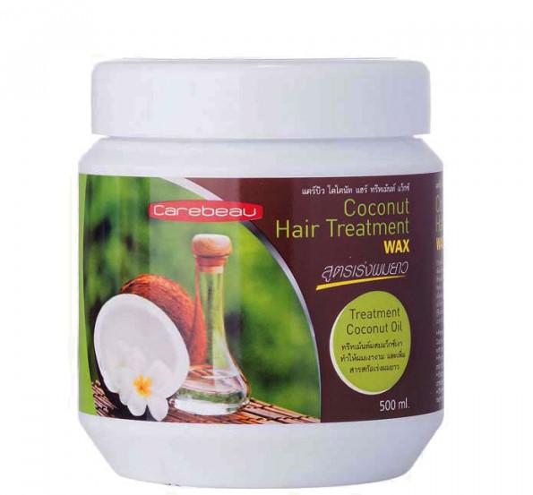 CAREBEAU Coconut Hair mask with wax 500 ml.