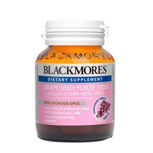 Blackmores grape seed forte 12000