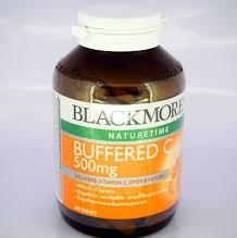 Blackmores Naturetime Buffered C